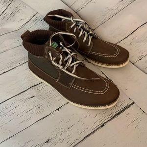Lacoste Men's Montaine 2 US 9.5 M Ankle Boots